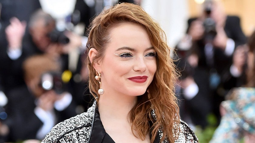 Emma Stone at 2019 met gala