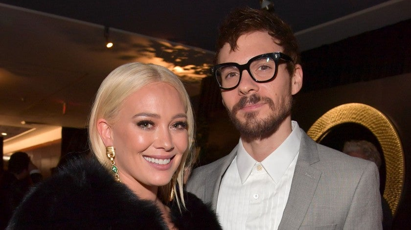 Hilary Duff and Matthew Koma at the 2019 InStyle and Warner Bros. 76th Annual Golden Globe Awards Post-Party