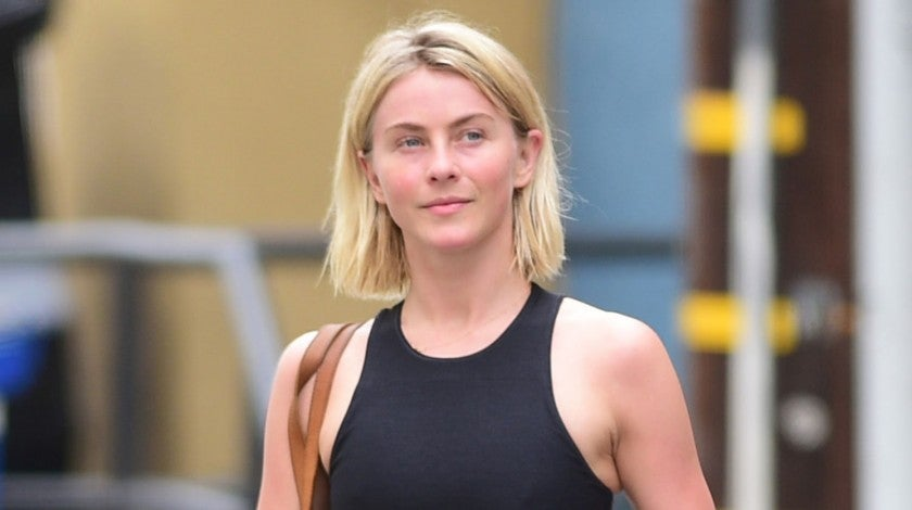 Julianne Hough in LA on may 15