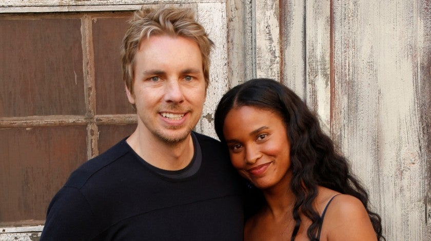 Dax Shepard and Joy Bryant in Parenthood season 4