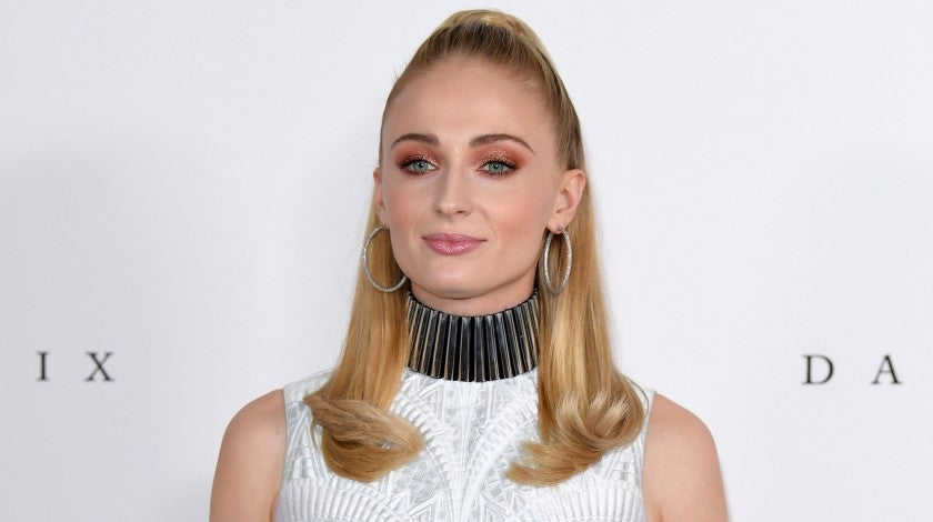 "Sophie Turner at an exclusive fan event for ""X-Men: Dark Phoenix"""