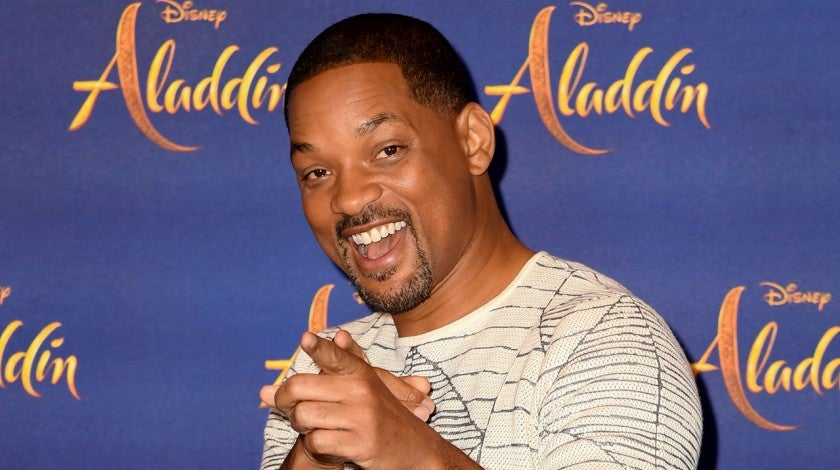 Will Smith Says He 'Felt Sexy' Playing the Genie in ...