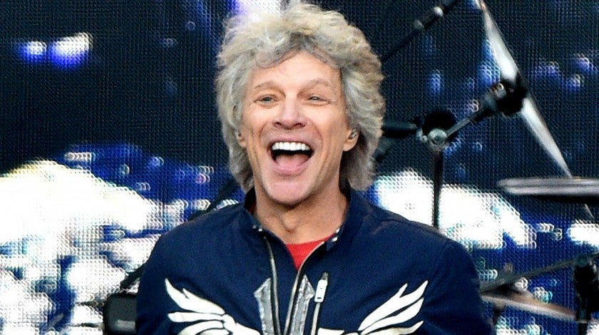 Bon Jovi in liverpool