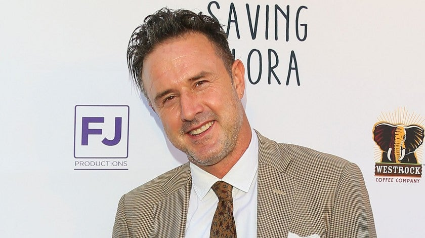 David Arquette in June 2019