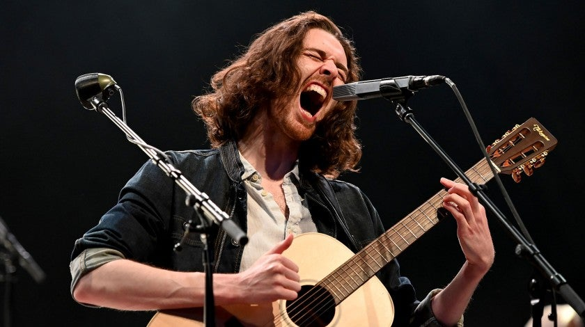 Hozier on tour in kentucky