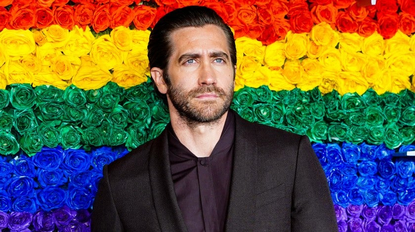 Jake Gyllenhaal at the 73rd Annual Tony Awards