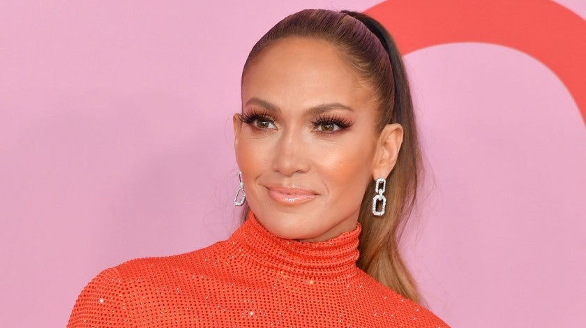 Jennifer Lopez in june 2019