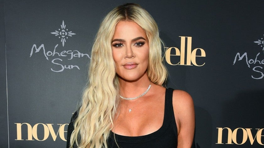 Khloe Kardashian in June 2019