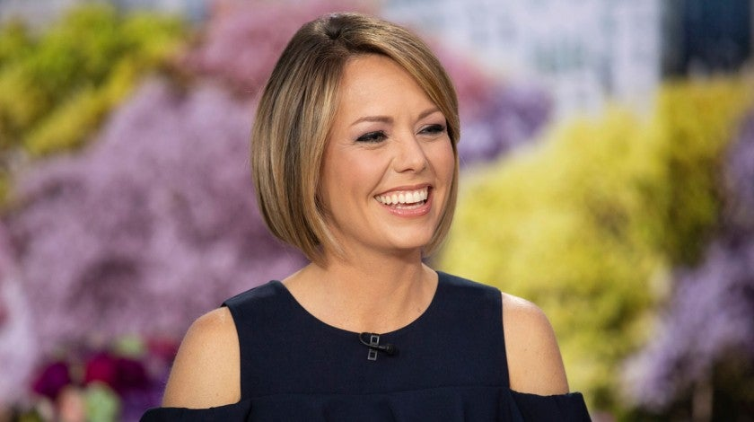 Dylan Dreyer on May 14. 2019