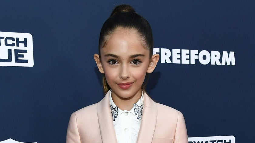 Julia Butters at Variety Power of Young Hollywood
