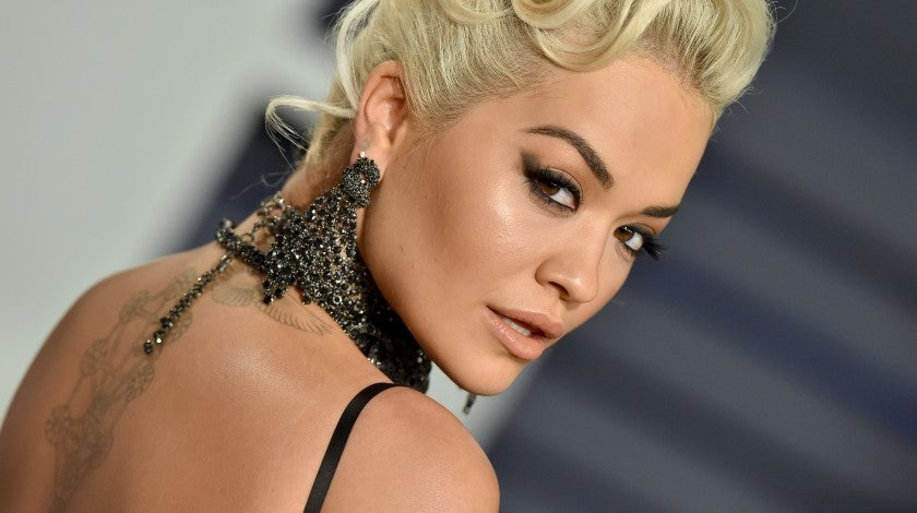 Rita Ora at the 2019 Vanity Fair Oscar Party