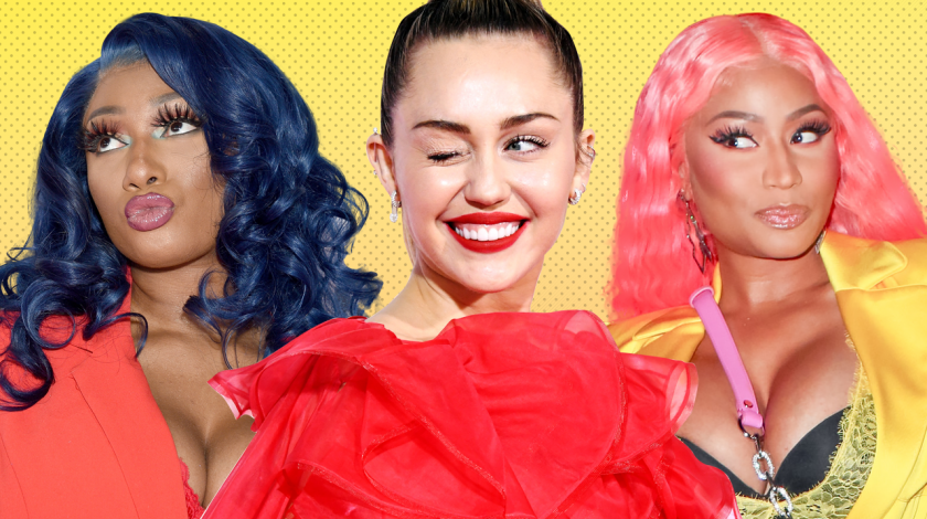 Hot Girl Summer: Megan Thee Stallion, Miley Cyrus, Nick Minaj