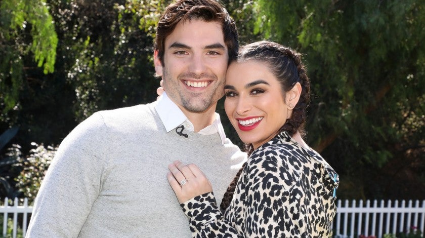 Jared Haibon and Ashley Iaconetti