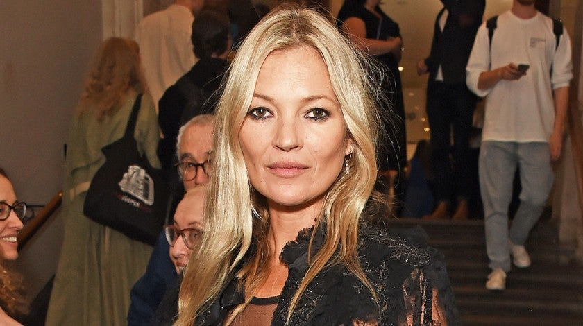 Kate Moss in June 2019