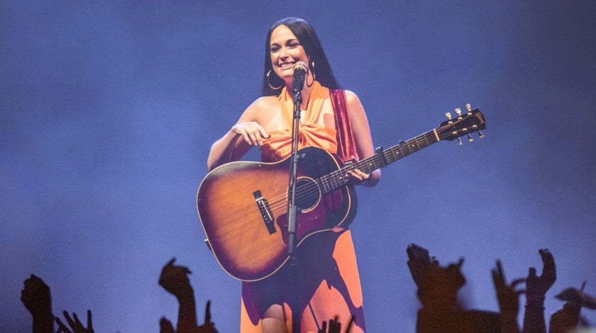 kacey musgraves performs in nashville