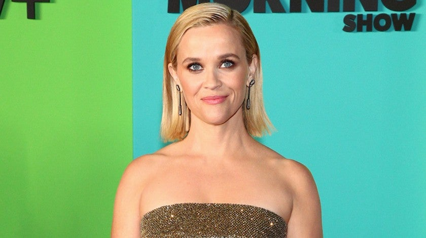 Reese Witherspoon in october 2019
