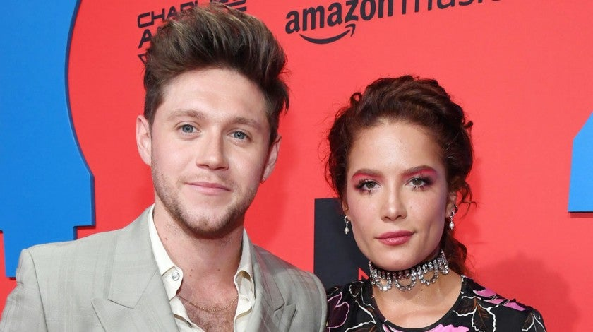halsey and niall horan