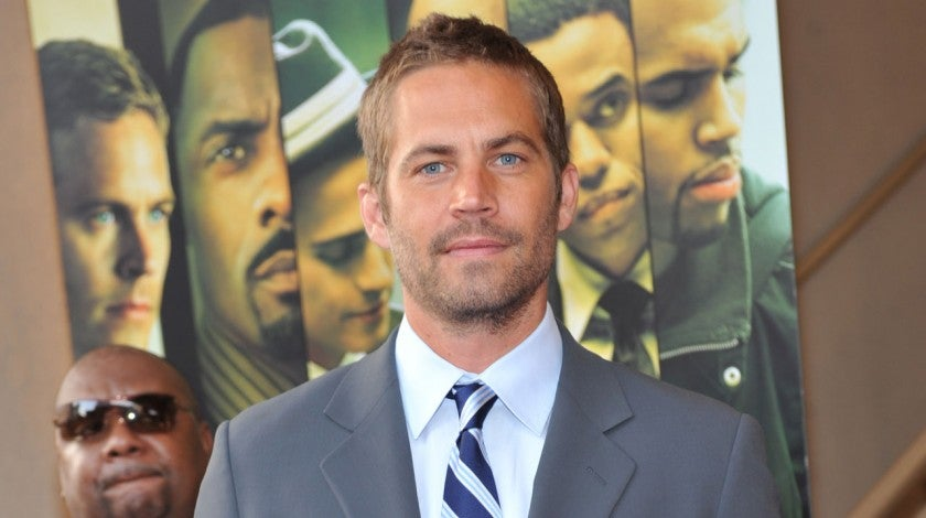 Paul walker in 2010