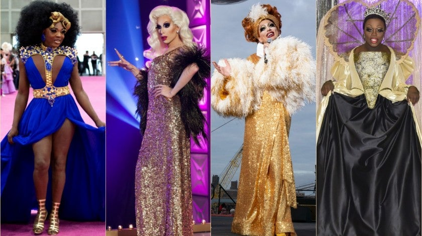 rupaul's drag race winners bebe zahara benet alaska bianca del rio bob the drag queen