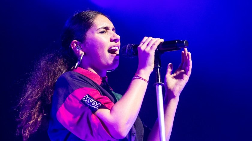 alessia cara performs in LA