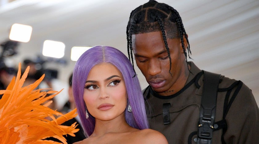 Kylie Jenner and Travis Scott 'Flirty' Amid Spending Thanksgiving Together (Exclusive)