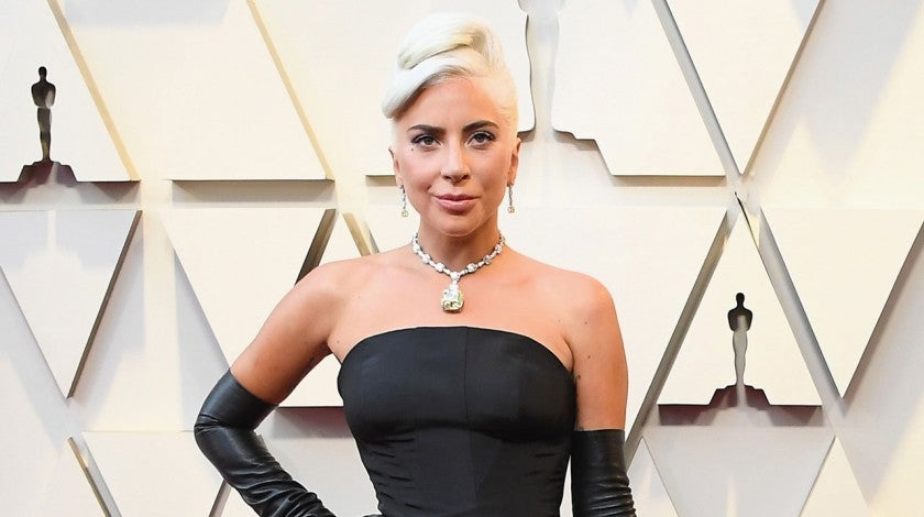 Lady Gaga at the 91st Annual Academy Awards