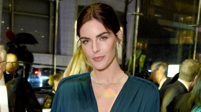 hilary rhoda in november 2019