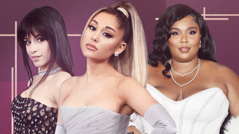 Best Dressed at 2020 GRAMMYs: Camila Cabello, Ariana Grande, Lizzo