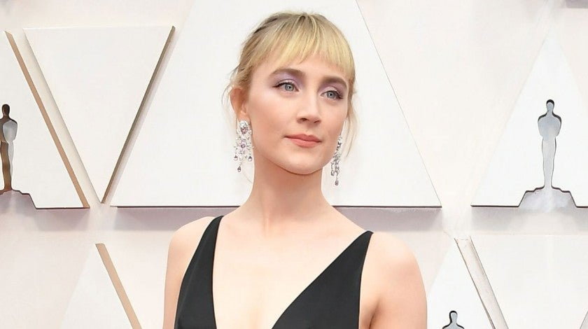 Saoirse Ronan at the 92nd Annual Academy Awards