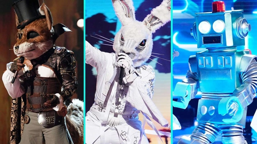'The Masked Singer' Stars Revealed!