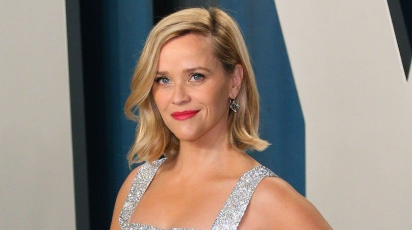 Reese Witherspoon at Oscars party