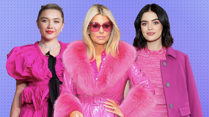 Valentine's Day Inspo: Florence Pugh, Jessica Simpson and Lucy Hale