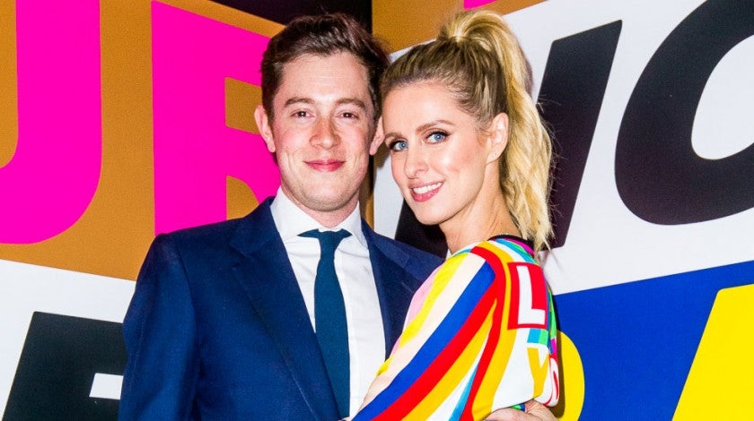 nicky hilton and husband