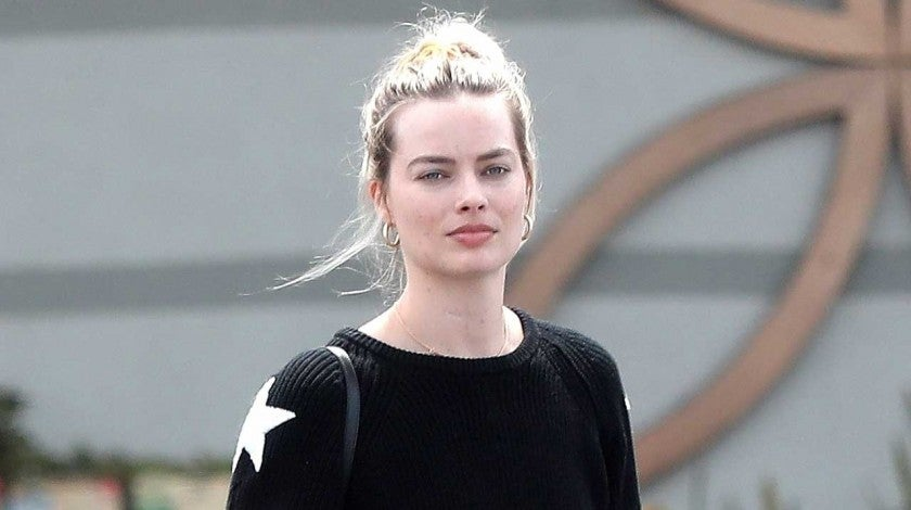 margot robbie on 3/31