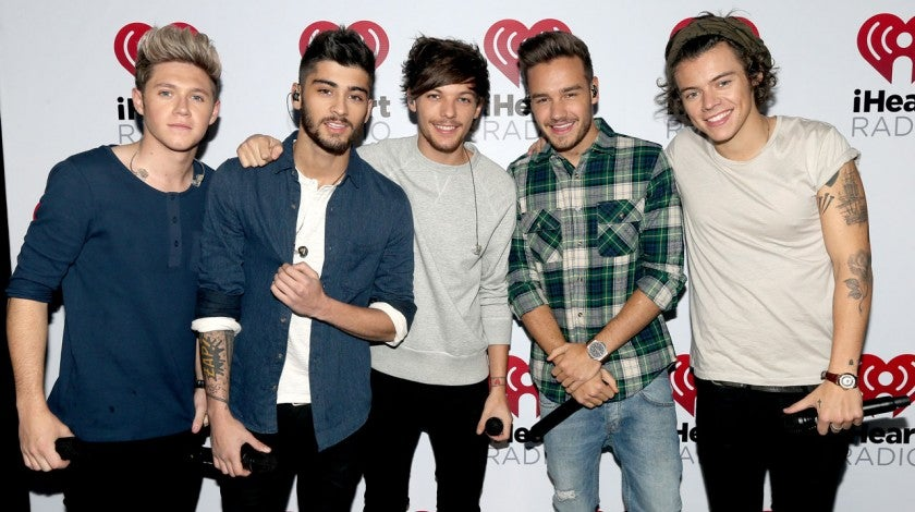 One Direction iHeartRadio Album Release Party