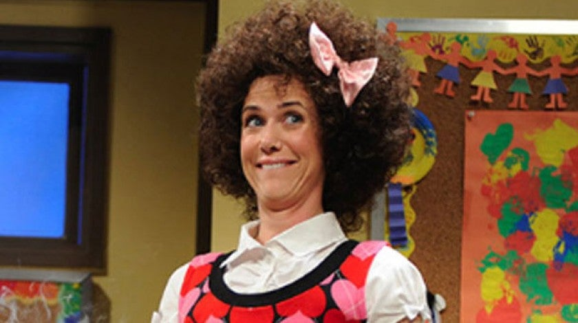 kristen wiig on snl