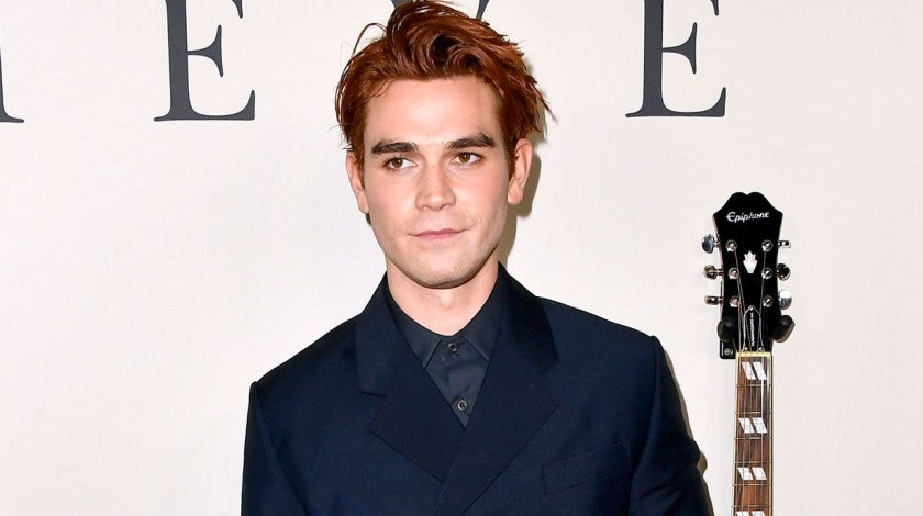 KJ Apa in march 2020