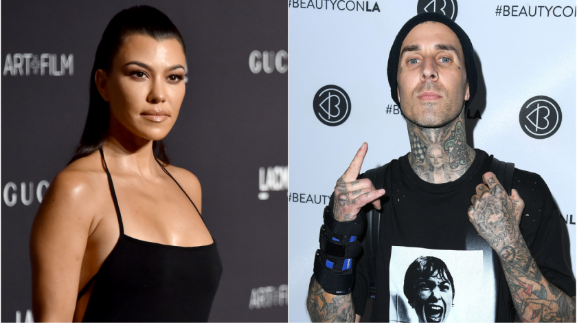 Kourtney Kardashian Travis Barker Split