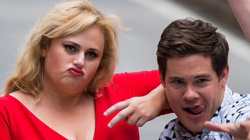 Adam Devine Rebel Wilson