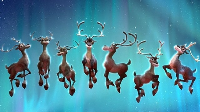 All Of Santa S Reindeer Ranked From Best To Worst Entertainment