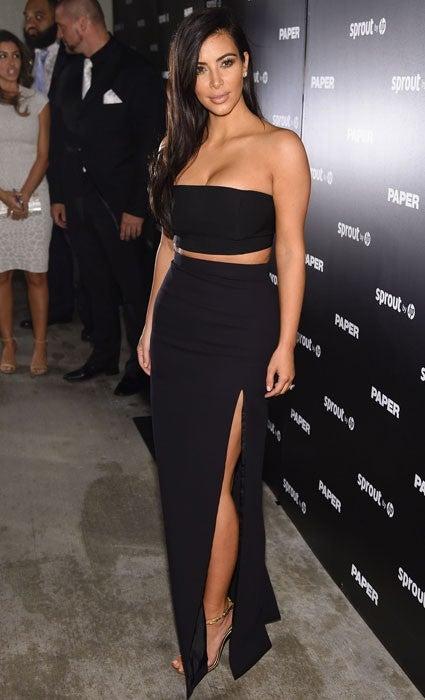 Kim Kardashian Reveals She Got Corset Breathing Lessons
