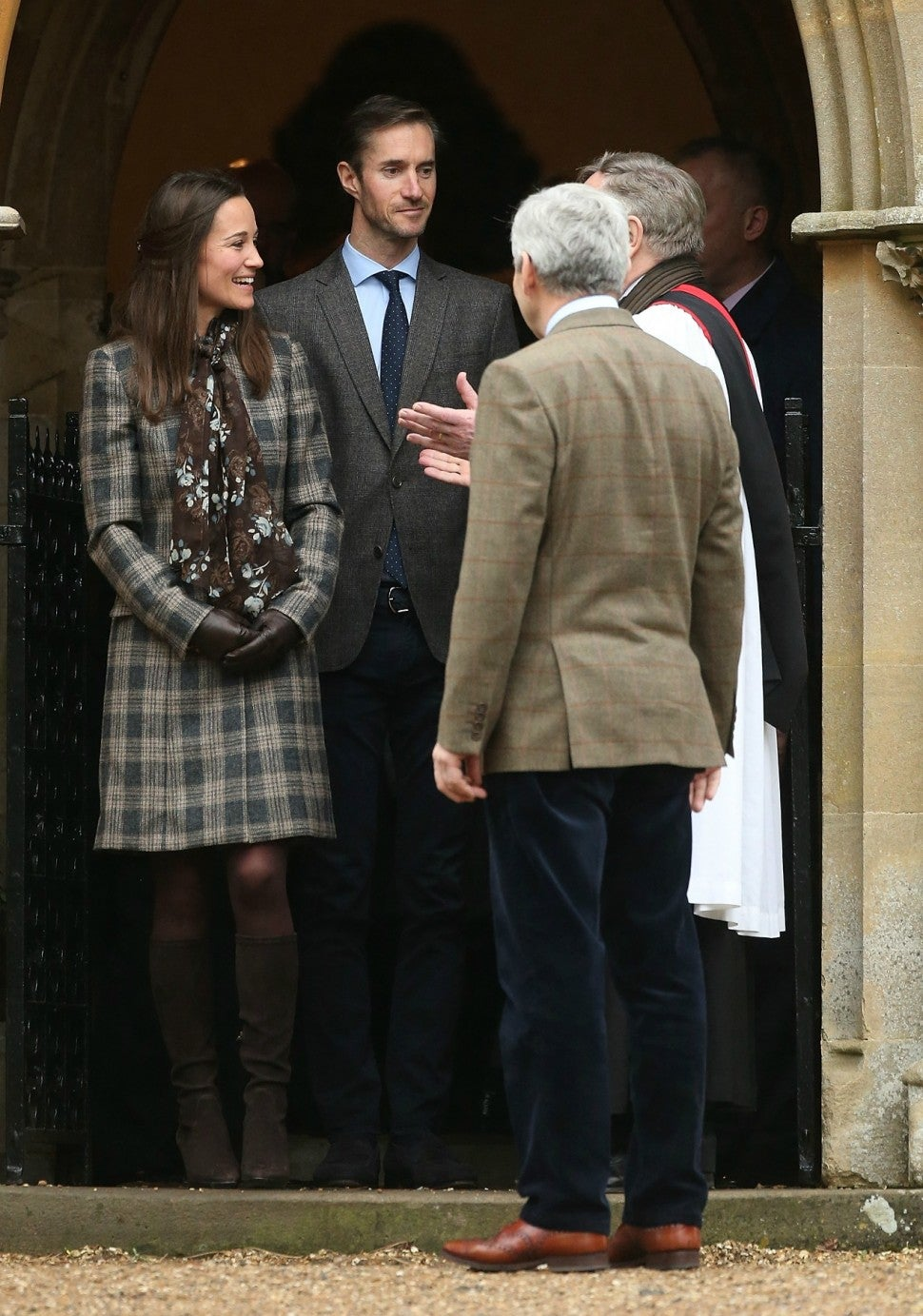 Pippa Middleton S Billionaire Fiance 8 Things To Know About James Matthews Entertainment Tonight,White Kitchen Cabinets With Carrara Marble Countertops