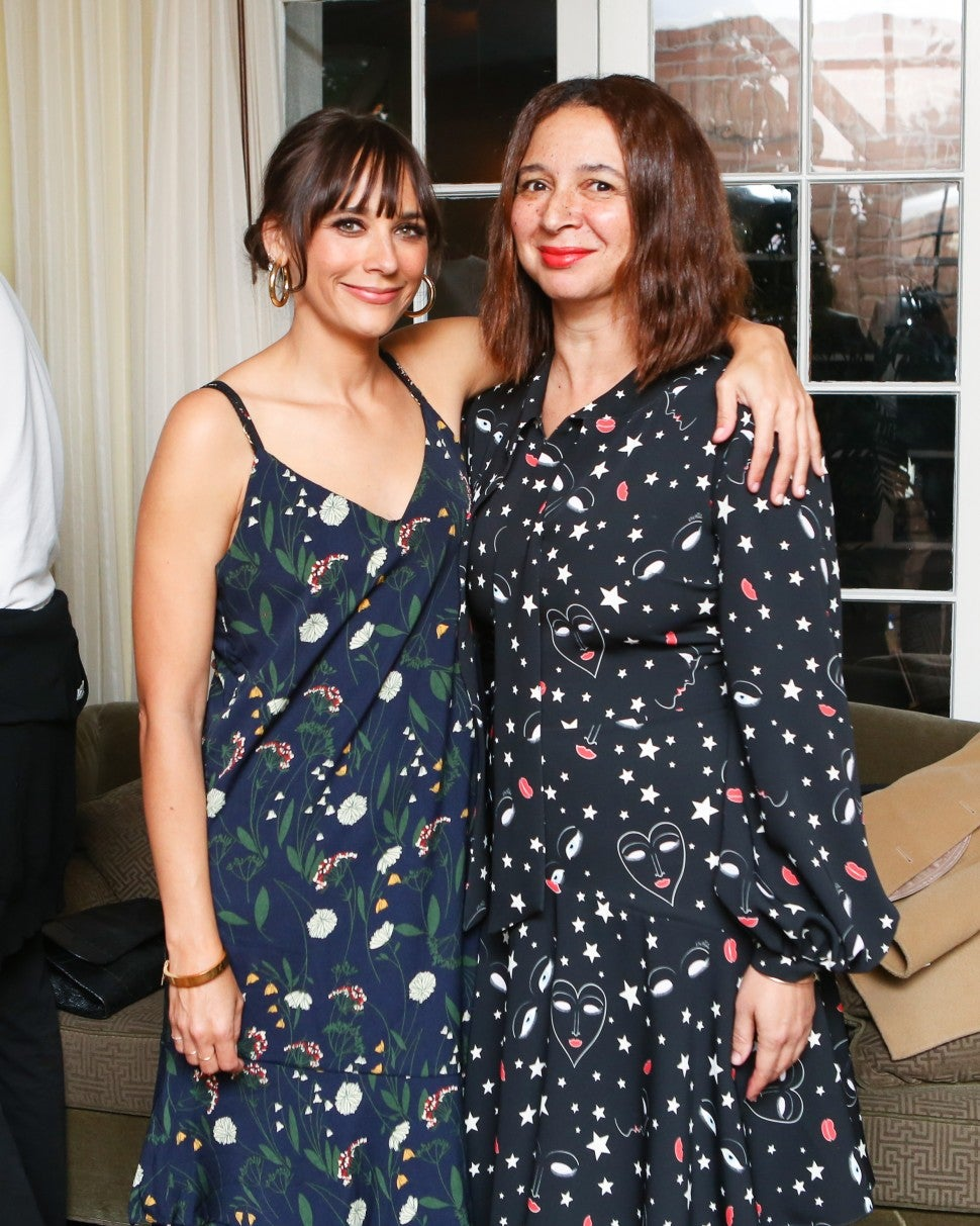 Rashida Jones Maya Rudolph Away