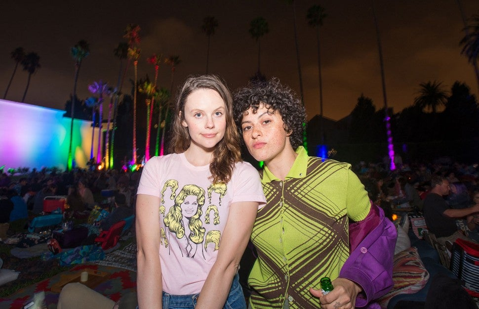 Sarah Ramos Alia Shawkat Ghost World Cinespia