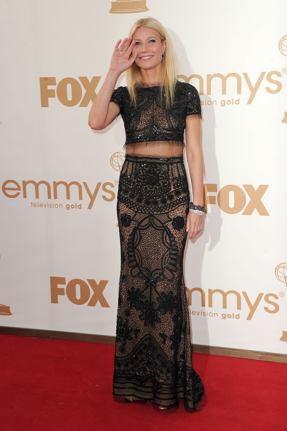 Gwyneth Paltrow Emmy 2011