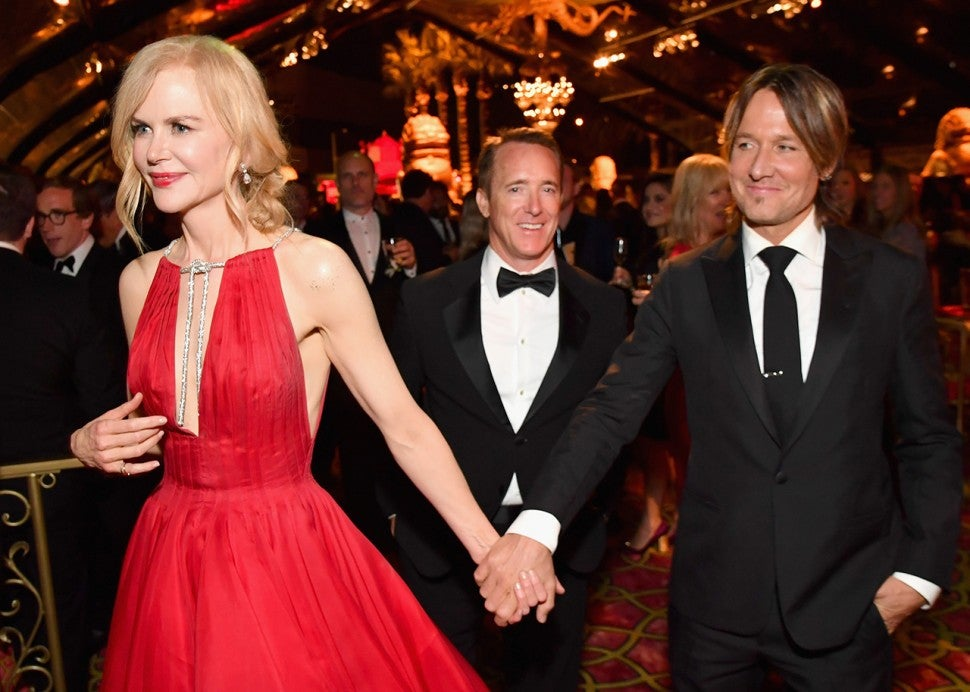 Keith Urban is so proud of Nicole Kidman
