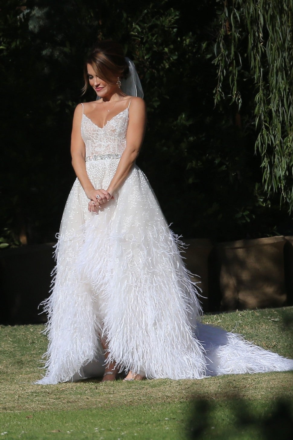 'This Is Us' Star Justin Hartley Marries Chrishell Stause ...