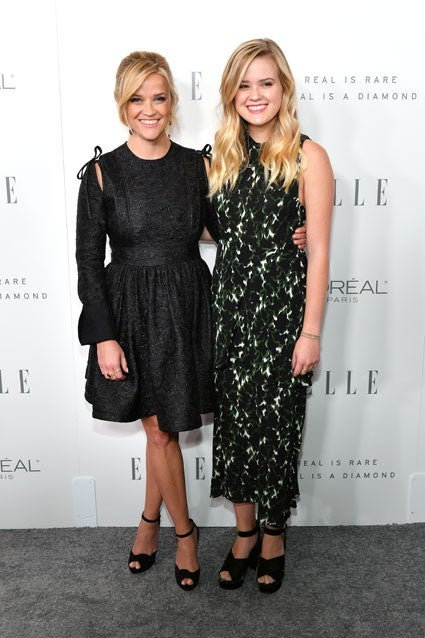 Reese Witherspoon and Ava Phillipe