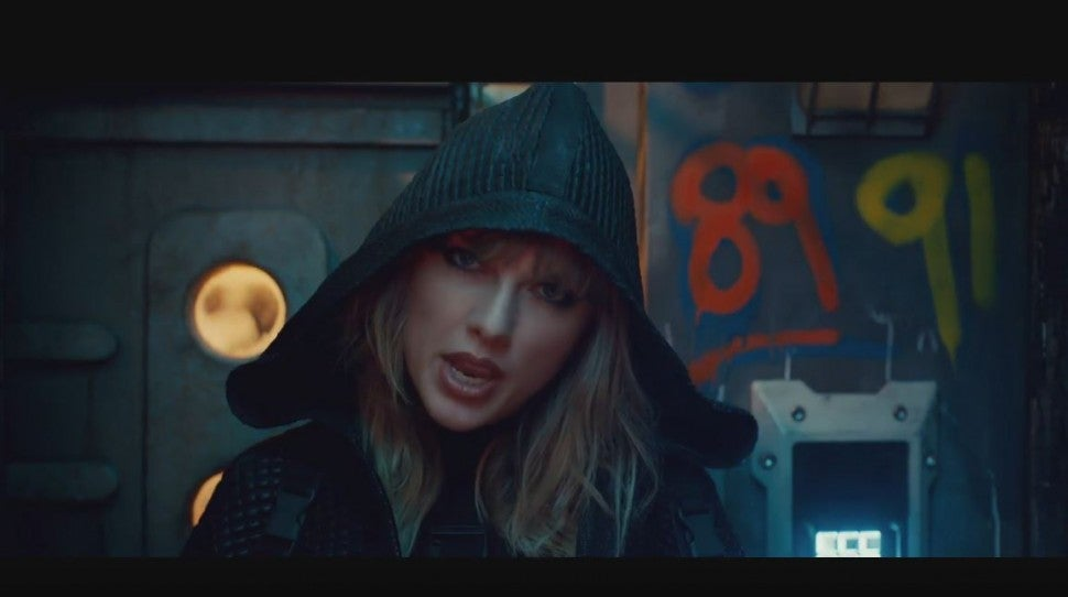 1989, 1991, taylor swift music video