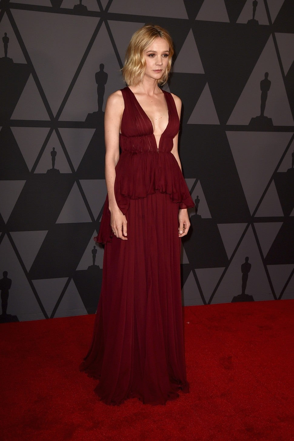 Carey Mulligan Governors Awards